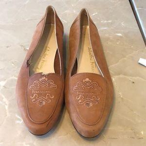 Authentic Salvatore ferragamo loafers